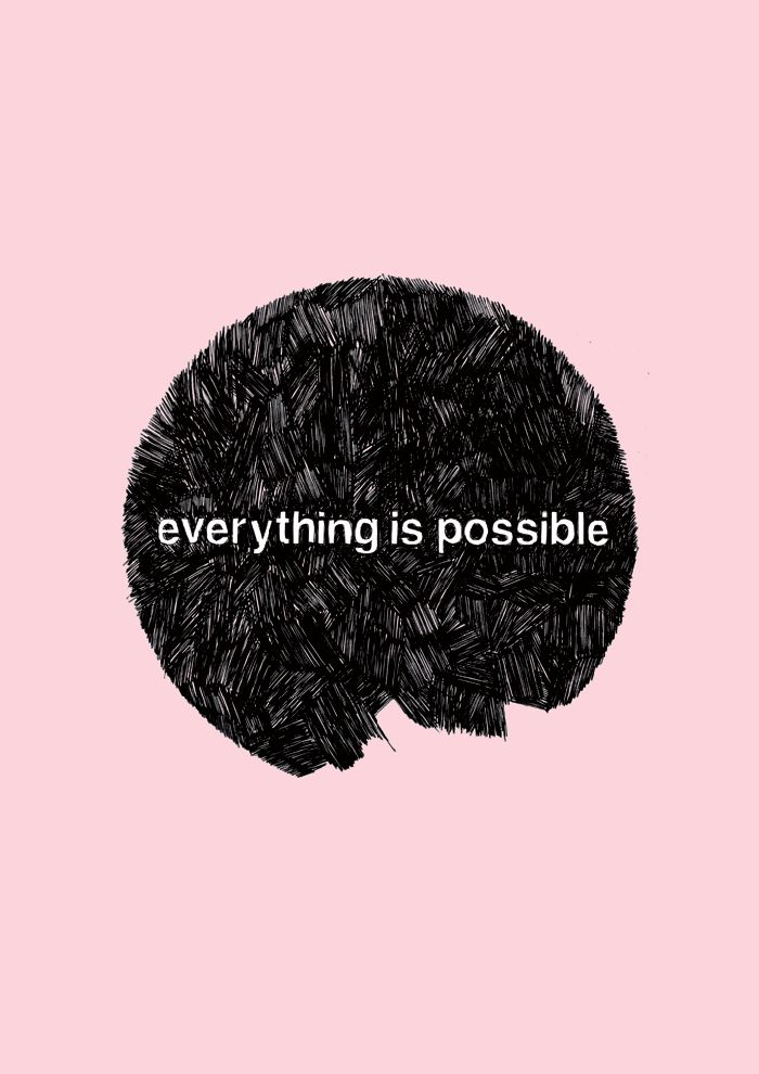 Advice to Sink in Slowly: 'everything is possible' by Lee Basford