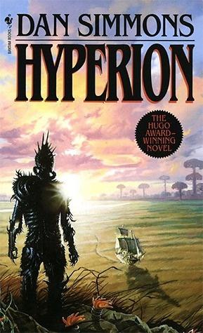 Hyperion, uno de los mejores libros de ciencia ficción.