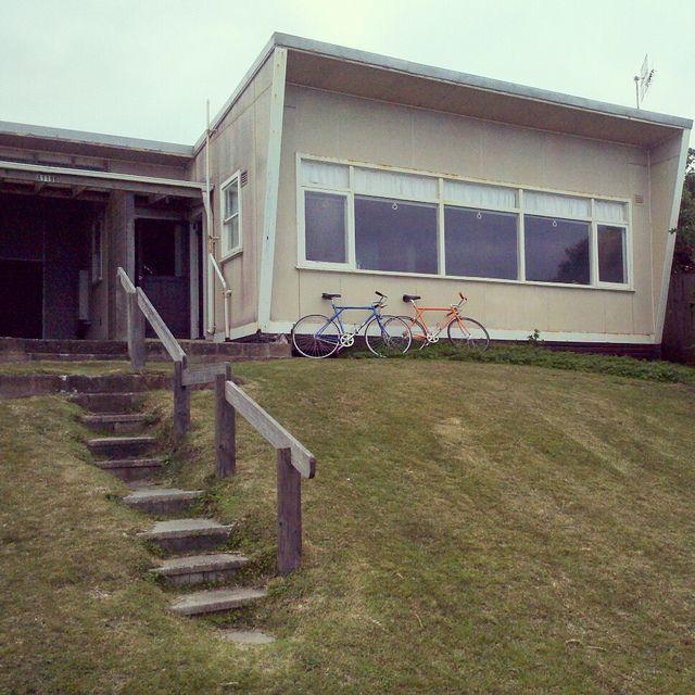 Port Fairy beach house - modernist fibro via Flickr