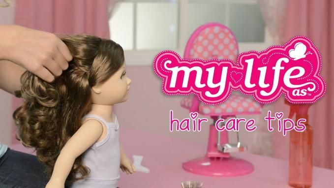 My Life As: Doll Hair Care Tips