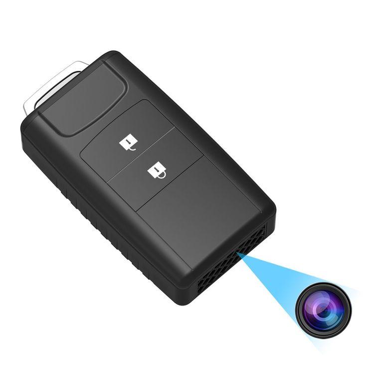 Hidden Spy Camera Keychain