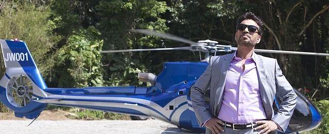 Jurassic World (2015) - Irrfan Khan as Simon Masrani