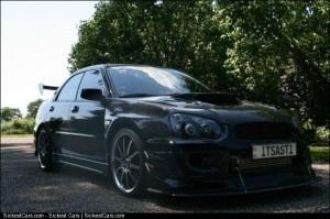2005 Subaru Impreza WRX STi 750HP  - http://sickestcars.com/2013/05/25/2005-subaru-impreza-wrx-sti-750hp/