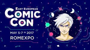 East European Comic Con 2017 - Bucuresti
