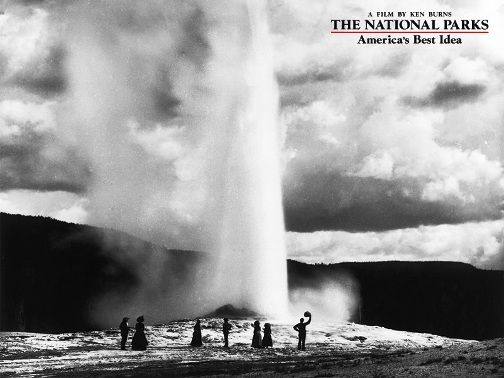 The National Parks by Ken Burns (Acadia is in Episode 3)