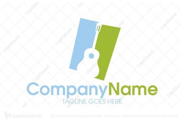 Logo for sale: Guitar Academy Logo