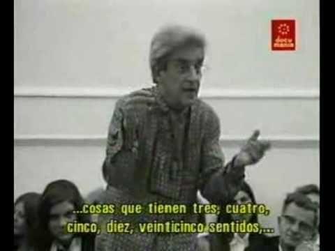 Jacques Lacan - El lenguaje no sirve - YouTube  okey Lacan