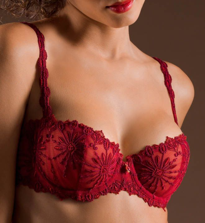 Chantelle Vendome Demi Bra 1905 - Chantelle Bras