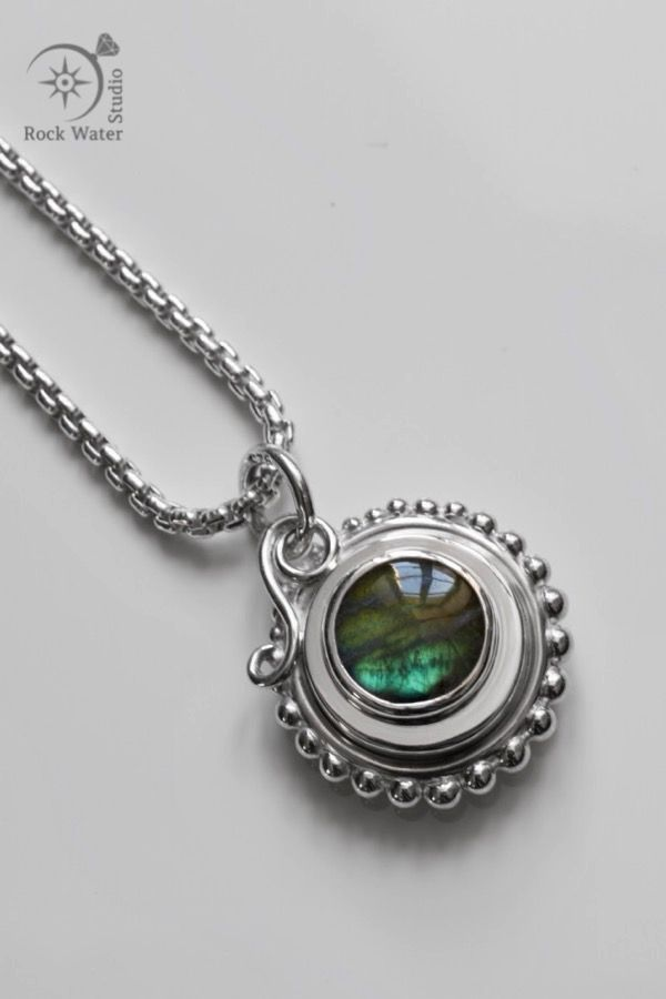 Small Comp Pendant Gift For Wife Tiny Necklace Little Beautiful And Practical Easy S