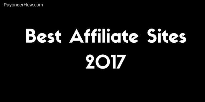 Best Affiliate Sites