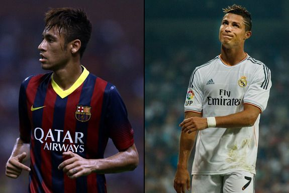 War of words started between agents of Cristiano Ronaldo & Neymar