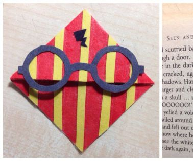 This DIY is great for potterheads. It's easy and you can personalise it according to your Hogwarts house.