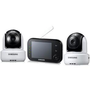 Samsung Baby Monitor SEW-3037 + Extra Camera