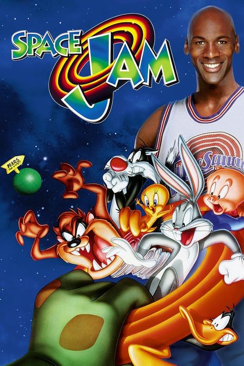 Watch Space Jam 1996 Full Movie Online Space Jam Full Movies Sports Movie