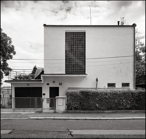 Oldrich Stary @ House Hefman [1931-1932] | BaBa #25