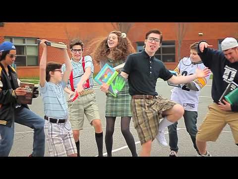 This video is creative, funny, and well-made. Created by and starring homeschoolers!