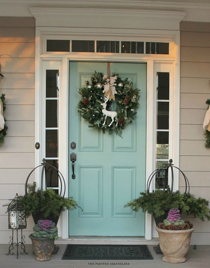 Christmas Porch Tour 2014 Favorite Places And Spaces