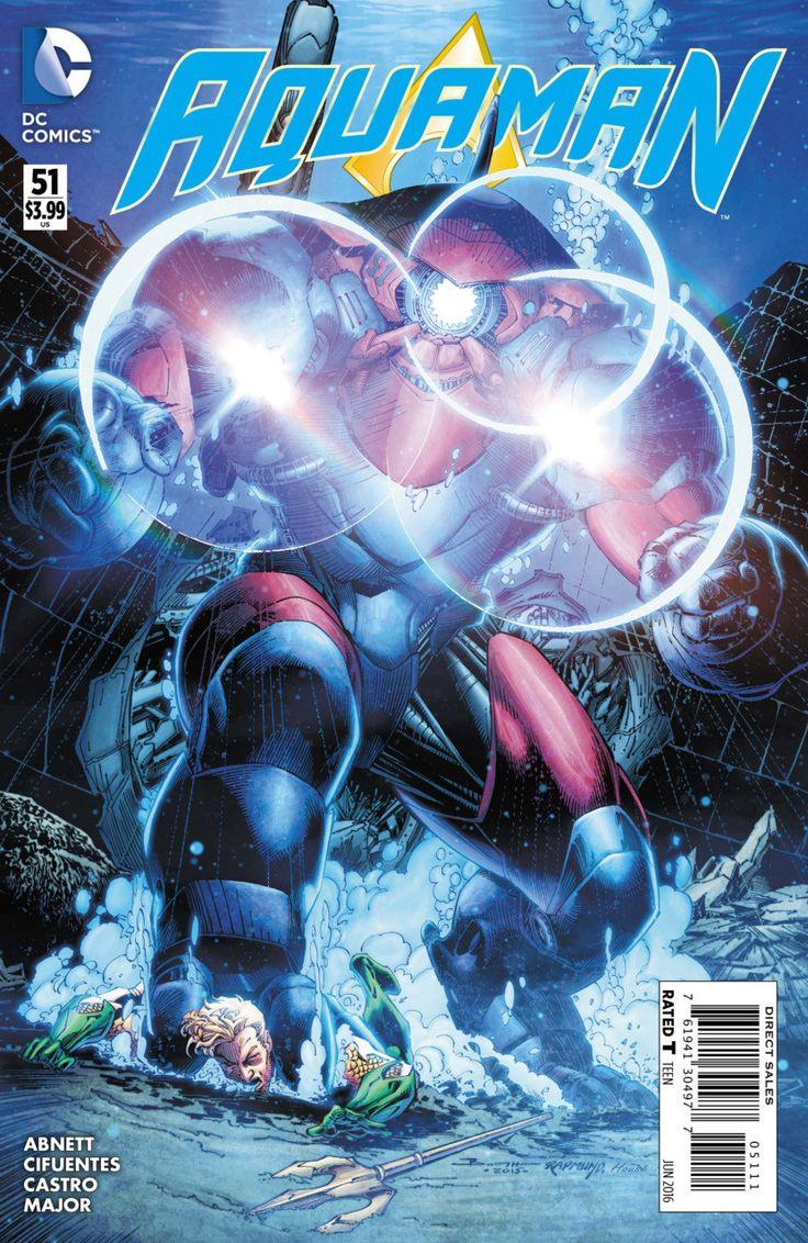 DC Comics - Aquaman #51 (New 52)