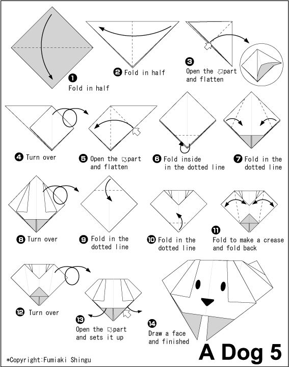 227 best images about easy origami instructions for kids