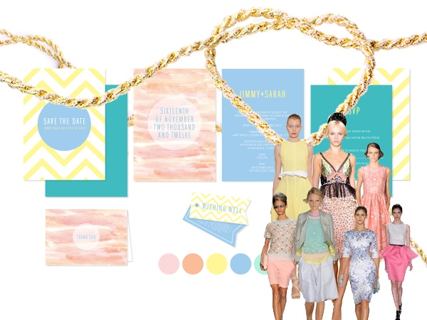 Lovefield Luxe Pastels Collection
