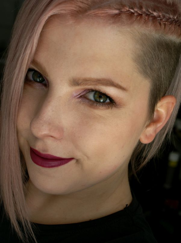 Dnešní Makeup: Pink Princess