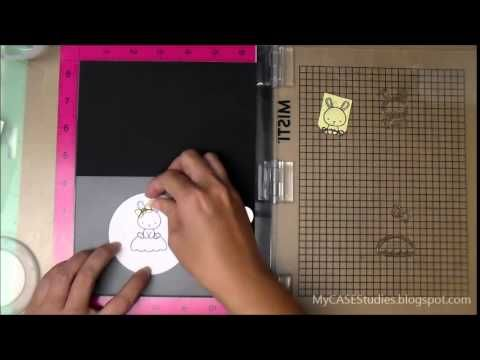 Masking Made Easy with the MISTI - YouTube