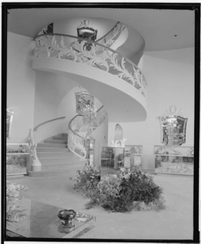 The Coty Paris Salon at 3150 Wilshire, Beverly Hills, Ca  c.1938