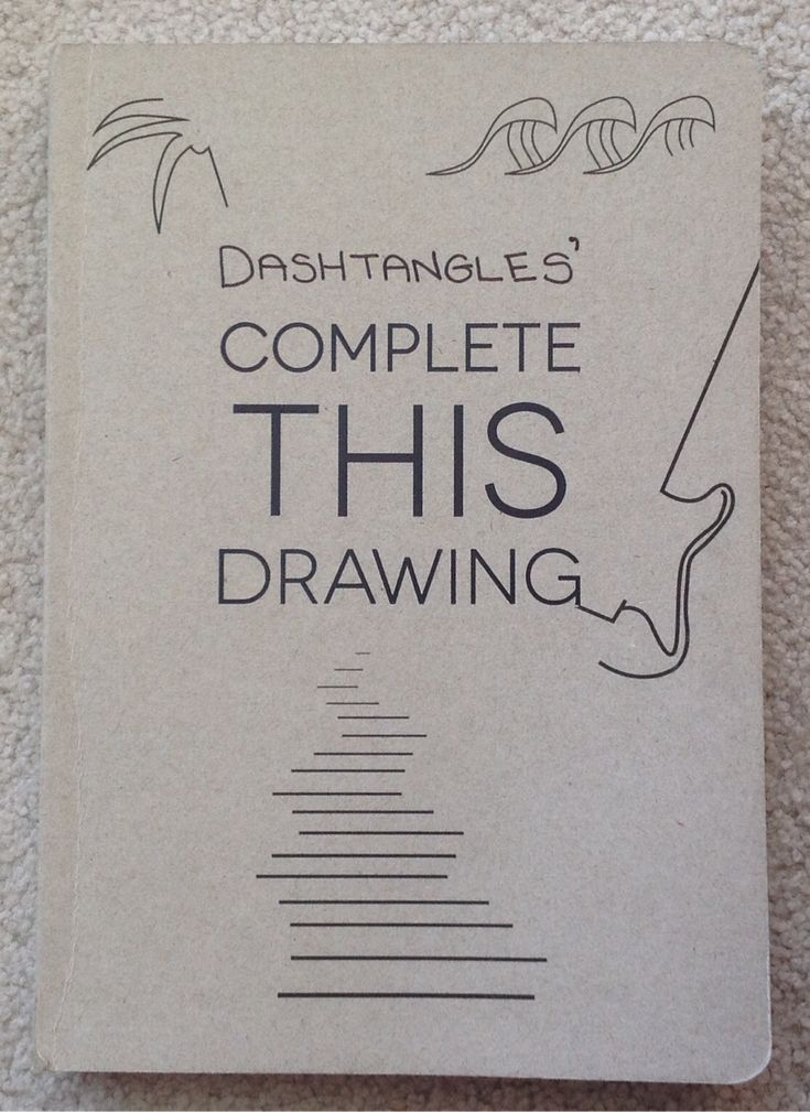 Complete this Drawing Blog Post