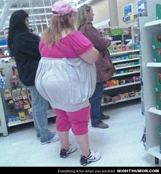 Fat People In Underwear 48
