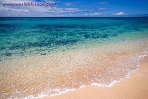 North Shore of Hawaii's Oahu