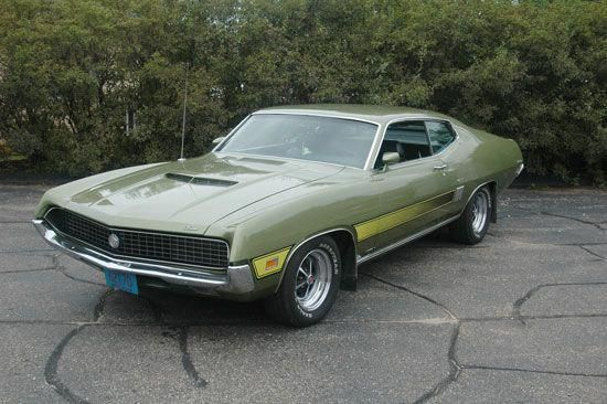 Idea By Claris Dozier On Ford S Ford Torino Muscle Cars