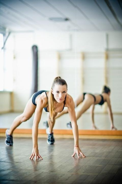 exercising regularly is the best thing you can do!