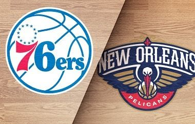 Tonight | February 9th 2018. Join me Perry Angelozzi as I DJ Wells Fargo Center when the Philadelphia 76ers take on the New Orleans Pelicans . All ticket holders enter 11th street side of the building for pre-game party/music (Cure Insurance Club) in Wells Fargo Center. Pre-game party start time is 5:00. Music also at half time #sixers #djperryangelozzi #wellsfargocenter