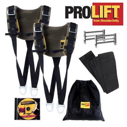 Ideal for warehouse workers and appliance installers who will be moving objects on a daily basis like. Vest and Lifting Straps are fully adjustable.