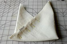 origami bag tutorial - Cerca con Google