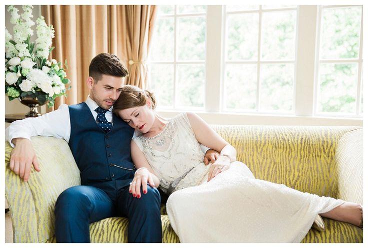 Stunning Woodlands Hotel Wedding Portraits | www.clare-robinson.co.uk