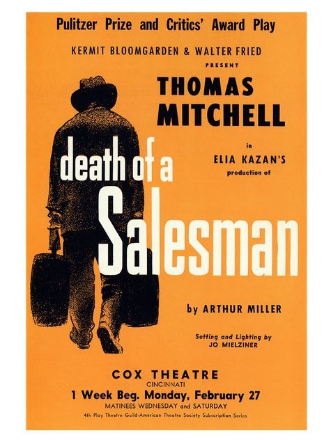 an analysis of the three minor characters of the play death of a salesman Ben appears in the play only in willy's memories and fantasies charley a long-time acquaintance of the lomans charley supplies willy with a weekly loan once willy is put on straight commission, and he repeatedly offers him a job.