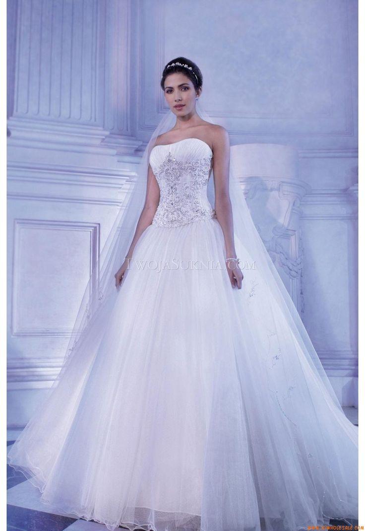 Robe de mariée Demetrios 2871 Young Sophisticates