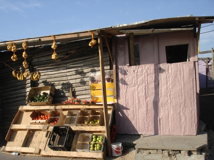 .Shanty Town