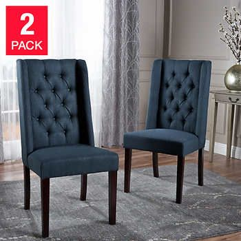 5729ab3f83d5 Mariel Dining Chair, 2-pack in 2019 | Downstairs Remodel | Gray ...