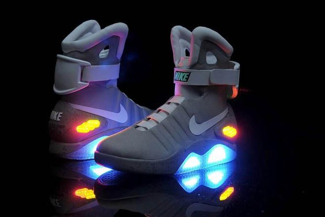 #nike air mag from back to future limited sale from http://www.shoeslong.com # nike mag #