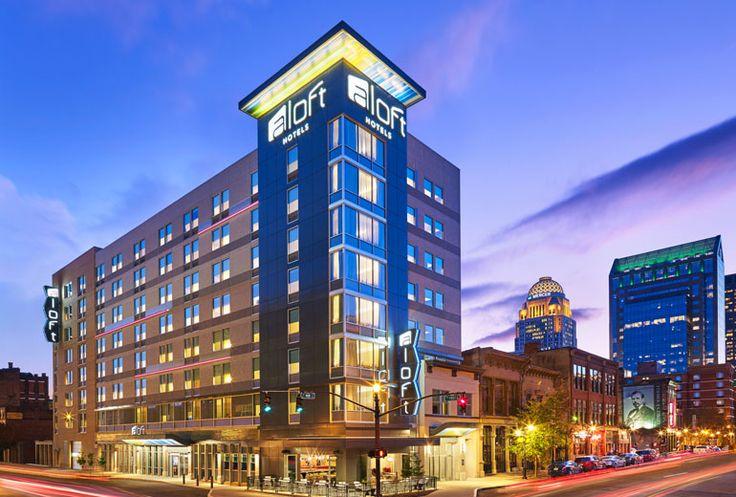 Aloft Louisville Downtown   KY 40202
