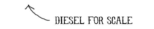 diesel-for-scale-arrow