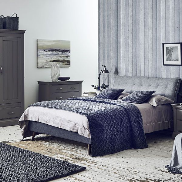 Fontaine - Bedframe Only £799 On barkerandstonehouse.co.uk - http://bit.ly/1J5QAui #Discount #Code