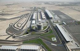 The F1 Sakhir GP