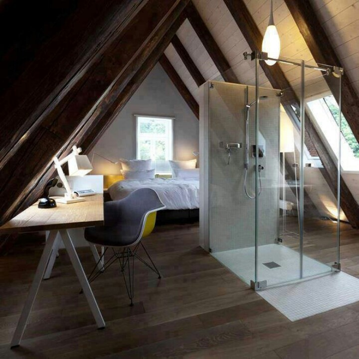 17 best images about pitched roof home on pinterest for Budget salle de bain 10m2