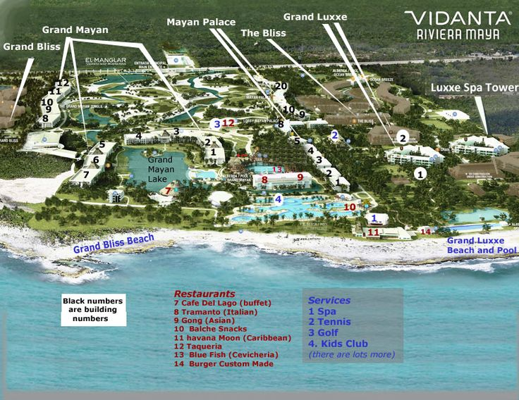 mayan resort map riviera maya a vidanta resort. Black Bedroom Furniture Sets. Home Design Ideas