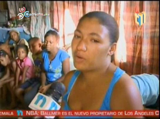 Madre Soltera Con 13 Hijos En Moca Pide Ayuda #Video