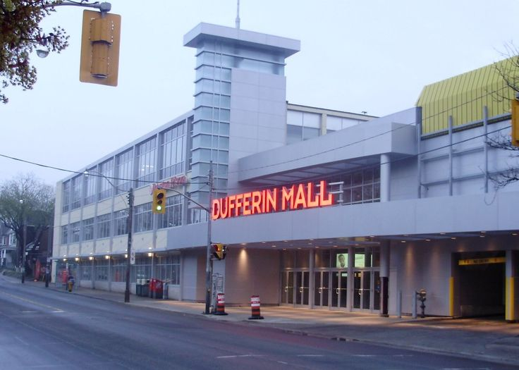 Groceries, clothing and more, Dufferin Mall will meet all of your shopping needs