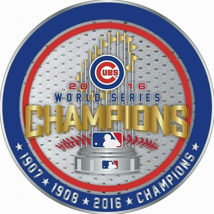 2016 :: Chicago Cubs WorldSeries Champions!!